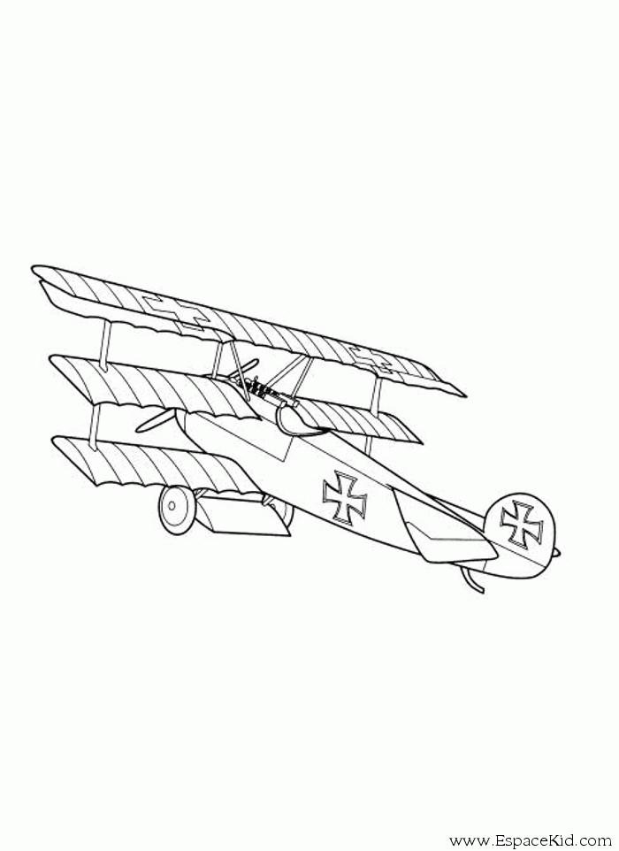 War Planes #27 (Transporte) - Páginas para colorear